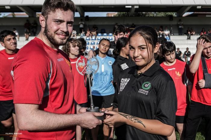 Maori Ball Rugby, 41