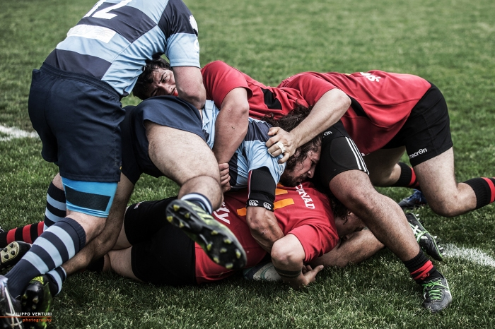 Rugby, 12