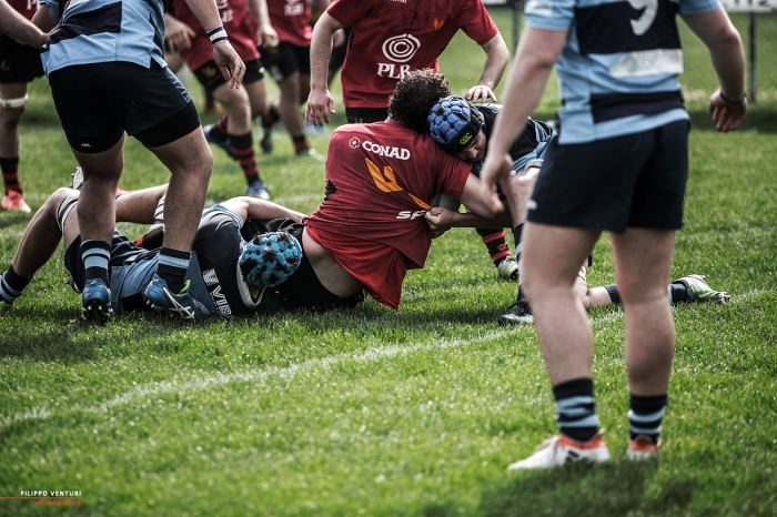 Rugby, 16
