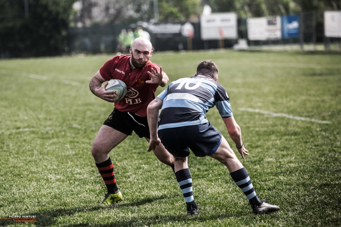 Rugby, 22