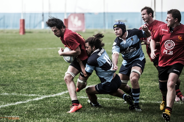 Rugby, 40