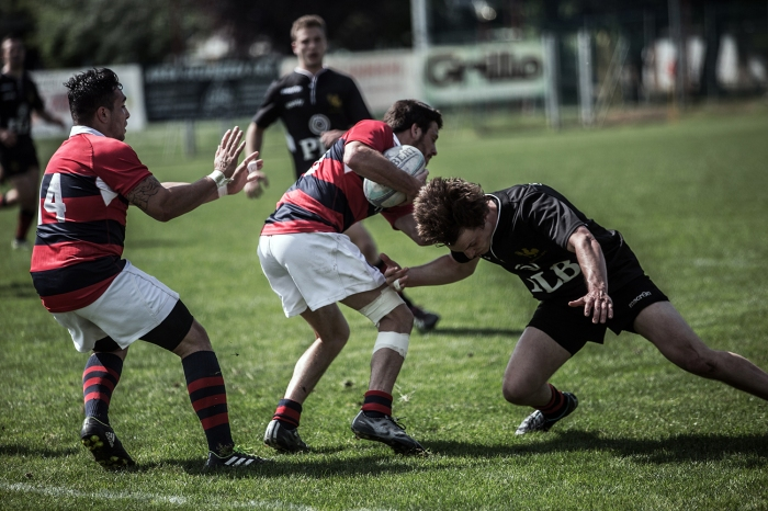Foto Rugby, 8