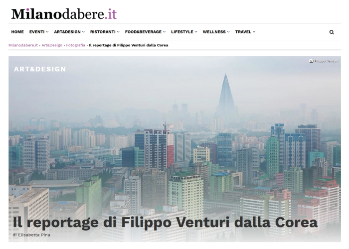 Intervista per Milanodabere