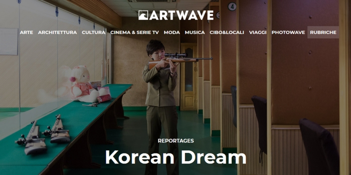 Intervista per artwave.it