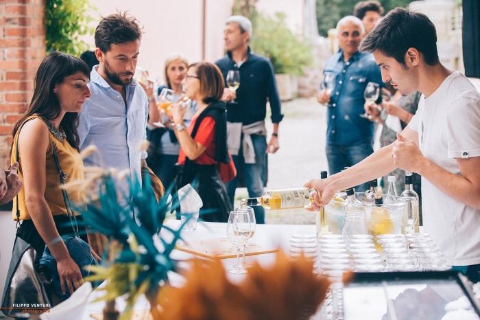 Podere La Berta, Cena in vigna, Brisighella, Foto 7
