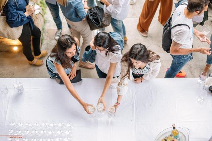 Podere La Berta, Cena in vigna, Brisighella, Foto 8