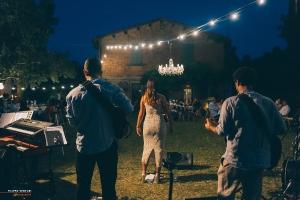 Podere La Berta, Cena con Concerto