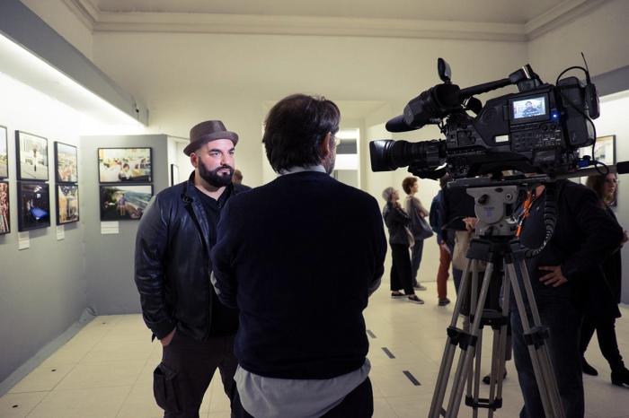 Intervista per Rai1