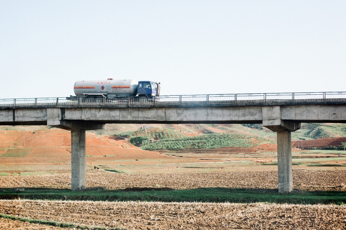 Uncensored, crossing North Korea by train, photo 15