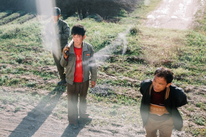 Uncensored, crossing North Korea by train, photo 18