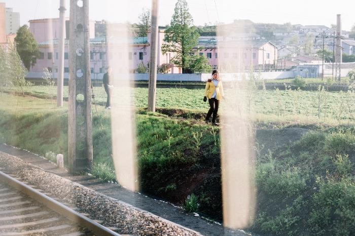 Uncensored, crossing North Korea by train, photo 31