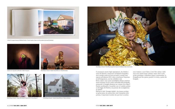 Recensione del Festival della Fotografia Etica di Lodi e del Premio Voglino