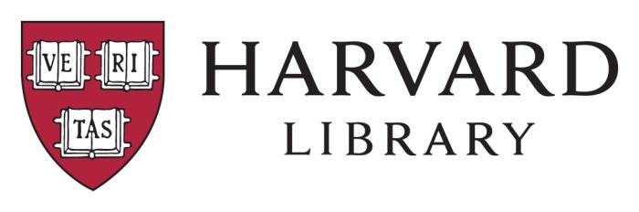 Un mio reportage per la Harvard University Library