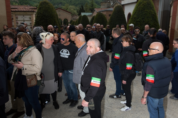Nostalgic Fascists in Predappio, Italy