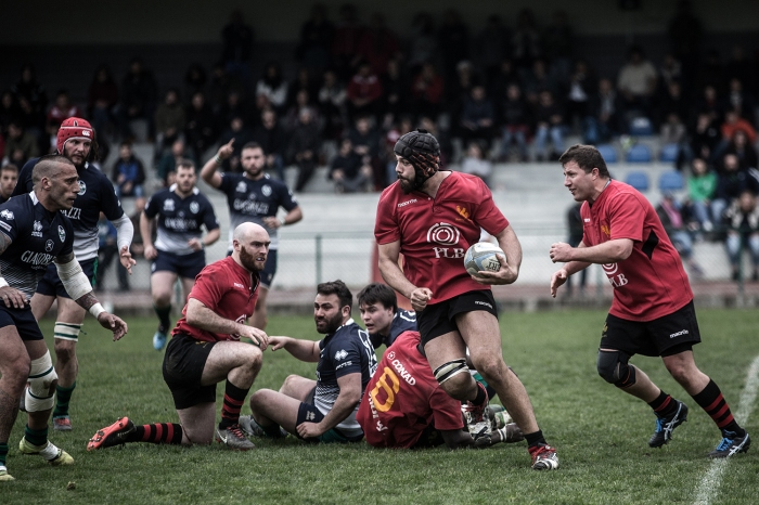 Rugby Photographs 28