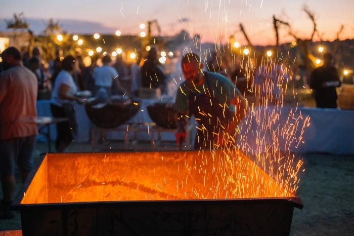 Podere La Berta, Grigliata estiva, foto 18