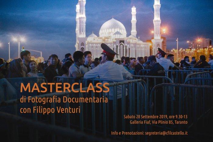 Masterclass di Fotografia a Taranto