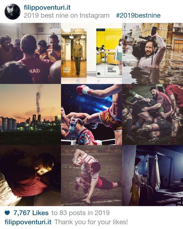 Best 9 on Instagram 2019
