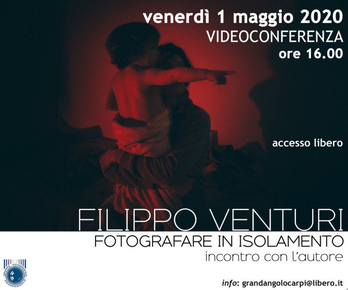 "Web Talk ""Fotografare in Isolamento"""