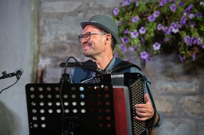 Concerto Siman Tov a Corniolo, Monti Orfici 2020