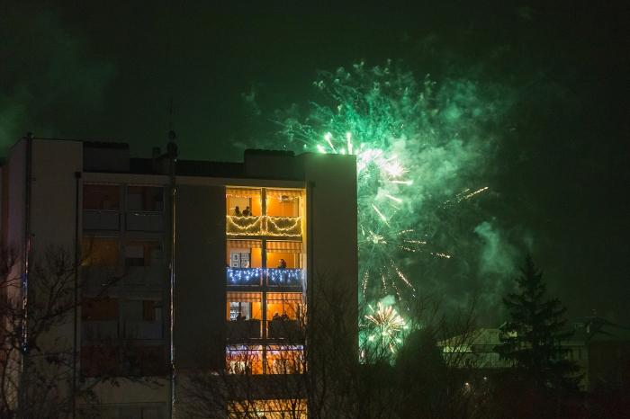 Capodanno 2021 sul Balcone