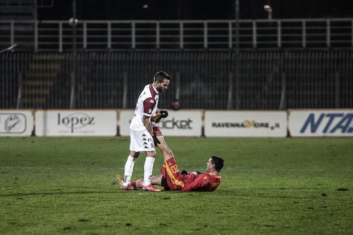 Ravenna Calcio - Arezzo 1-1
